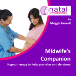 Midwife's Companion Hypnotherapy to help midwives de stress