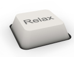 relax button